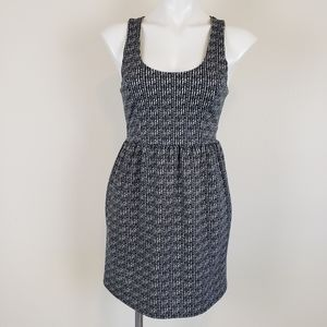 UO Silence and Noise Black and White Dress, Size M